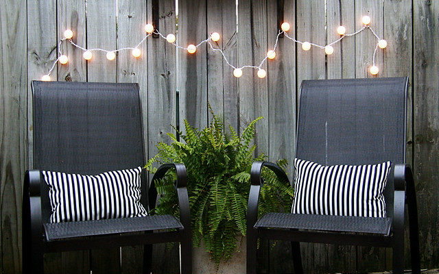 Decorate Your Patio on a Budget