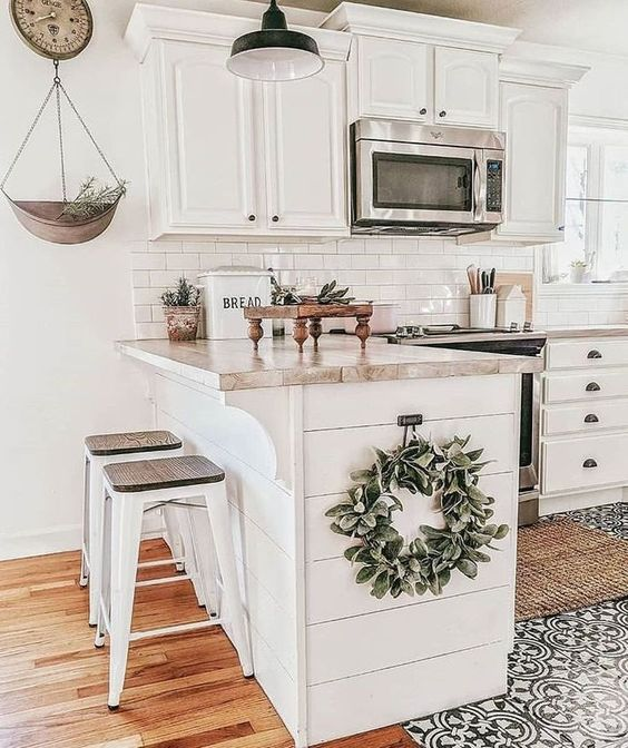 Farmhouse Decor for Kitchen Counters